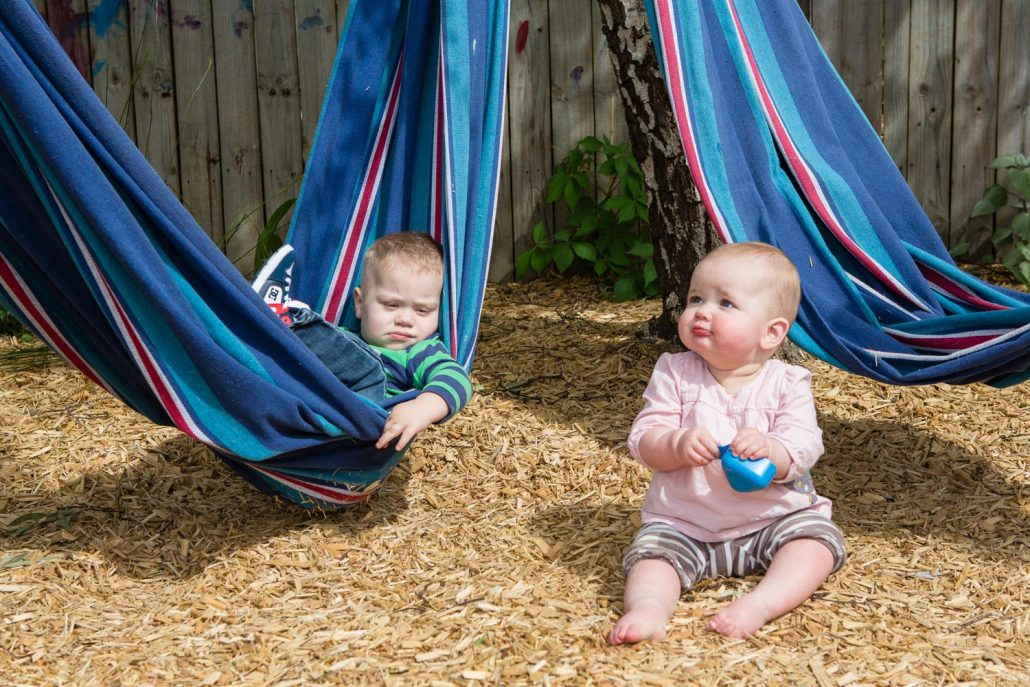 Child Care Outdoor Hammocks