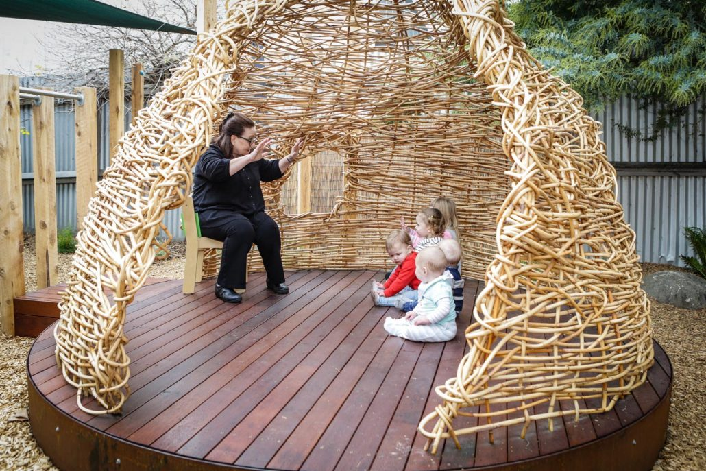 Early Learning Centre South Melbourne Outdoor Play Area 1030x687 - South Melbourne
