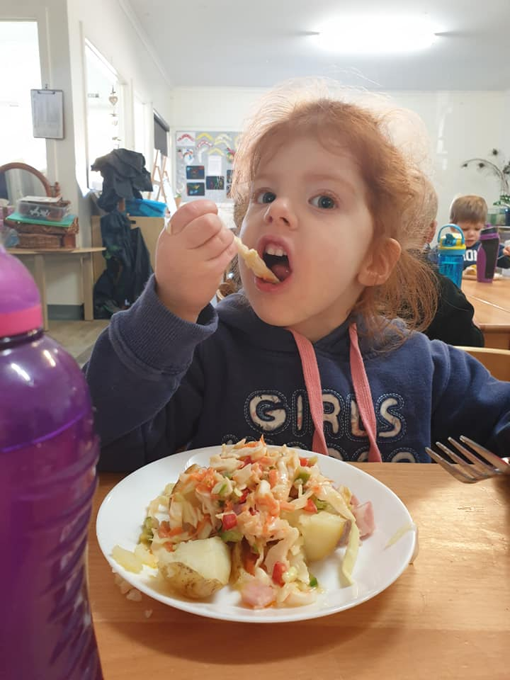 potato bake south melbourne - Food = Fun at our Early Learning Centres